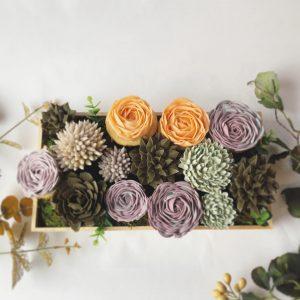 Floral Cupcake Arrangement